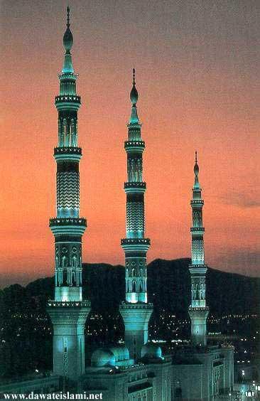 Masjid Nabawi, Madina 79