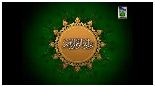 Ameer e AhleSunnat Kay Madani Phool(Ep:08) - Suwalan Jawaban