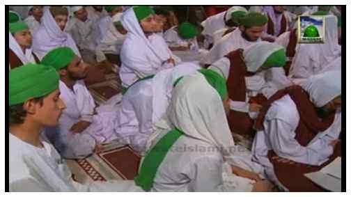 Bayan Sahri Ijtima(04 Rajab 1434) - Dawat e Islami Ka Faizan Aur Farz Uloom