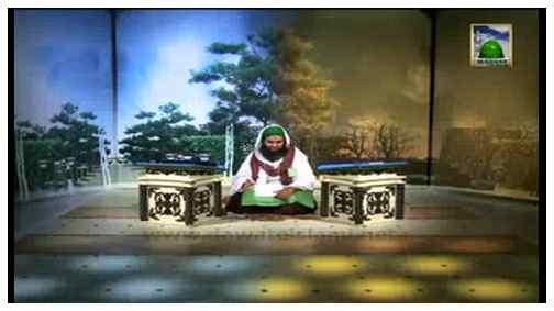 Madani Inqilab(Ep:34) - Muhammad Tanveer Attari - Tawizat e Attariya