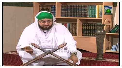 نفحات رمضان (الحلقة:21) - بدء جماعة صلاة التراويح