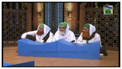 Zehni Aazmaish(Burhay Islami Bhai - Ep:01) - Eid Special