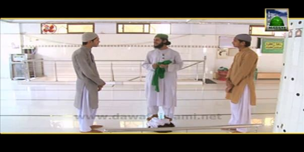 Sunnatain Aur Aadaab(04) - Imama Shareef Bandhnay Ka Amali Tariqa