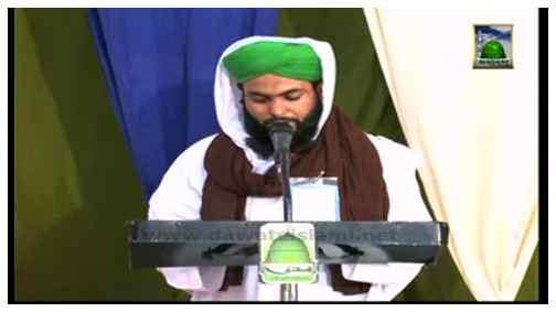 Haftawar Sunnaton Bhara ijtima(Ep:188) - Hajj Karne Walon Kay Waqiyat