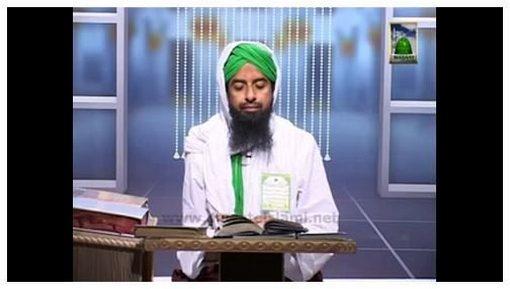Faizan e Qaseeda Burdah Shareef (Ep:66) - Piyaray Aaqa ﷺ Hamaray Liye Nemat-e-Uzma Hain