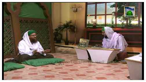 Islami Zindagi(Ep:04) - 2013 - Mehman Nawazi Ki Sunatain Or Adab