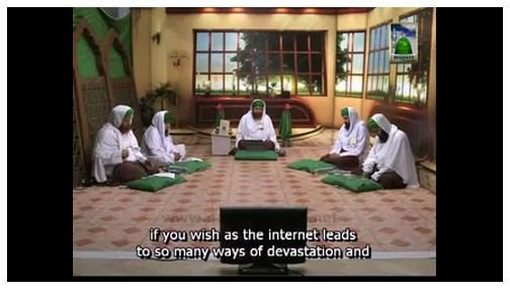 Madani Mukalima(Ep:176) - The Good and Bad Usage Of Internet - The Way Of Destruction - Subtitled