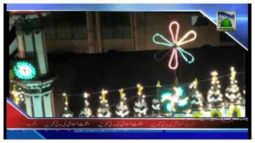 Package - Yaum e Raza Par Bareli Shareef Main Aashiqan e Rasool Ka Madani Qaflon Main Safar
