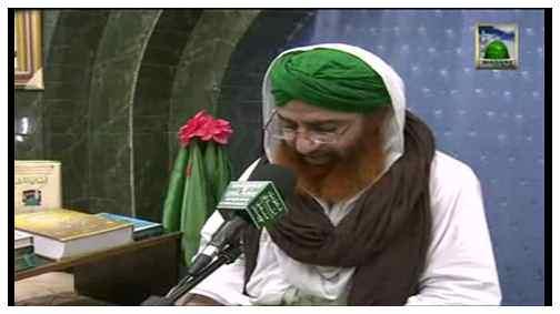 Haftawar Sunnaton Bhara Ijtima(Ep:226) - Qabar Main Kam Aanay Walay Aamaal