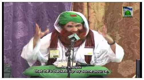 MNA Shaikh Waqas Akram Kay Madani Tassurat