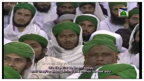 Madani Bahar - Madani Channel Ki Barakat Say New Year Ki Raat Hone Wale Khurafaat Main Kami