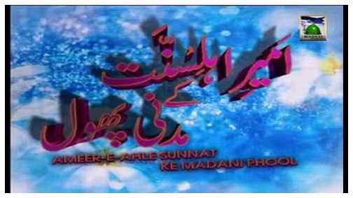 Ameer e AhleSunnat Kay Madani Phool(Ep:25) - Suwalan Jawaban