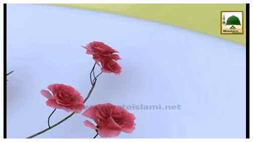 Madani Phool - Shawwal Kay 6 Rozay