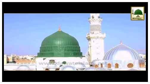 Ziyarat e Muqamat - Nalain Shareef