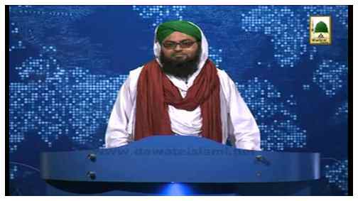 News Clip-30 April - Rukn-e-Shura ki call kay Zariye Madani Qafilon ki Karkardagi