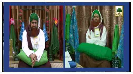 Madani Muzakara - Madani Mukalima - Andar Ki Batain(Part-03)