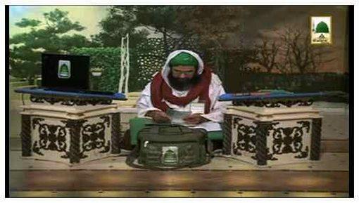 Madani Inqilab(Ep:47) - Islami Bhaiyon Ki Tauba