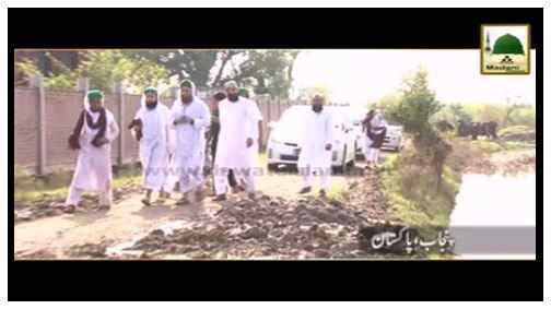 Packkag(293)- Rukn-e-Shura HAji Abdul Habib Punjab Kay Sailabzada Ilaqay Main