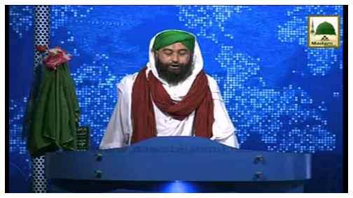 News Clip-01 Nov - Ameer-e-Ahlesunnat Ki Muballigh-e-Dawateislami Syed Rehan Qadri Say Ayadat