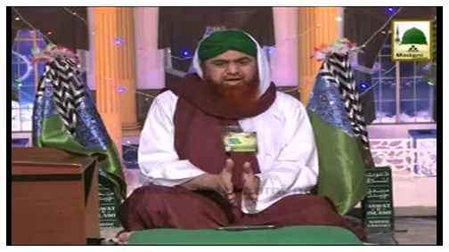 Madani Mukalima Ep 219  - Istiqbal e Maha e Rabi ul Awwal