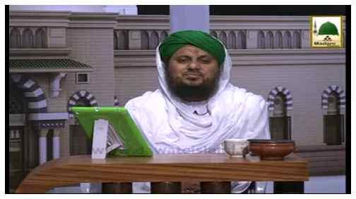 Madani Guldasta(58) - Kiya Sahaba-e-Kiram رضی اللہ عنہم Nay Bhi Jashan-e-Wiladat Manaya?