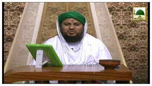 Madani Guldasta(123) - Aaqa Kareemﷺ Ki Ziyarat Khuab Main Kis Tarah ki Jaye?