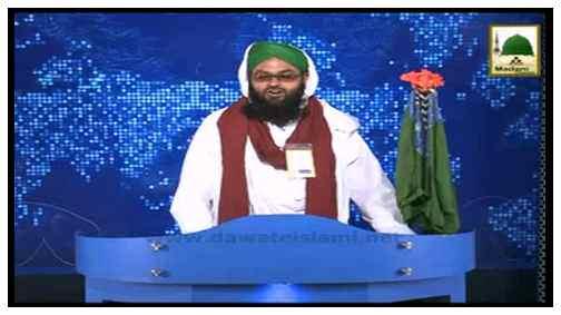 News Clip-28 Mar - Ameer-e-Ahlesunnat Ki Syed Arif Shah Say Ayadat Aur Sabir Attari Say Taziyat