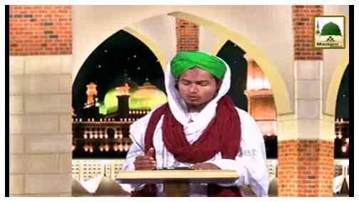 Hidayat Kay Sitaray(Ep:15) - Piyaray Aaqa ﷺ Sahab-e-Kiram علیہم الرضوان Ki Walehana Mahabbat