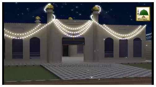 Package - Faizan-e-Shab-e-Baraat 15 Shaban 1436 Aalami Madani Markaz Faizan-e-Madina