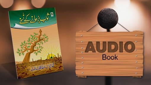 Audio Book - Sawab Barhanay Kay Nuskhay