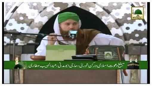 Hajj Tarbiyati Ijtima - Safar-e-Haramain Ki Mufeed Ahtiyatain - Part 02
