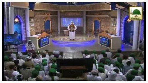 Zehni Aazmaish(Ep:08) - Season-06 - Majlis-e-Khususi Islami Bhai Vs Madras-tul-Madina