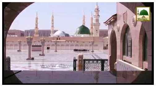 Ambiya-e-Kiram Kay Waqiat(Ep:63) - Piyaray Aaqa ﷺ Ki Seerat Kay Aham Waqiat