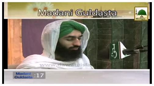 Madani Guldasta - Bimari Par Sabr Kay Fazail