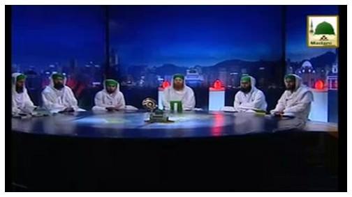 Aalam Tera Parwana(Ep:40) - Hazrat Ali کرّم اللہ وجہہ Ka Ishq-e-Rasool ﷺ