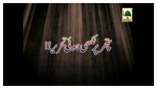 Pathar Par Likhi Hui Tahreer