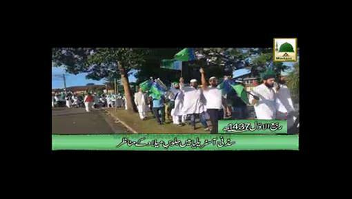 Madani Mukalima(Ep:245) - Jashn-e-Milad Kaha Nahi (2)