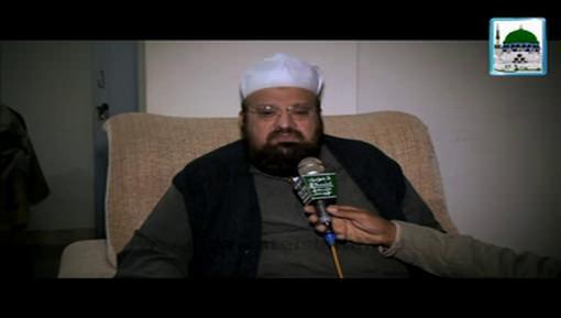 Maulana Kokab Norani Sahab Telethon Kay Liye Targheeb Dilatay Hoye