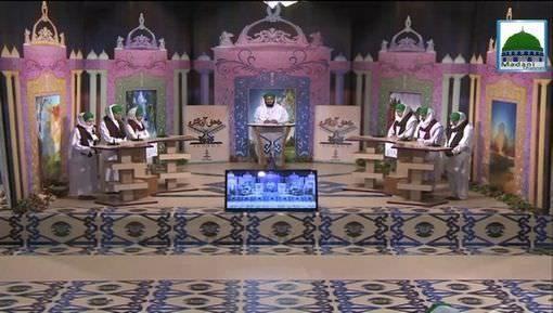 Zehni Aazmaish(Ep:02) - Season 04 - Lahore Vs Sargodha