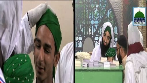 Shahzada-e-Attar Say Aashiqan-e-Rasool Ki Mulaqat
