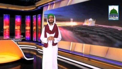 Madani News English - 08 04 2016
