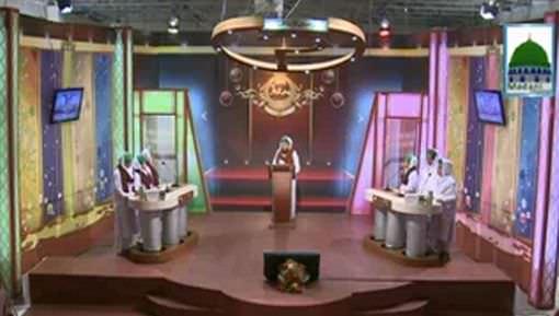 Zehni Aazmaish Ep 13 Season 03 - Karachi Makki Vs Karachi Madani