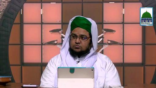 Faizan e Islam Ep 46 - Ummat Par Nabi ﷺ Kay Huquq