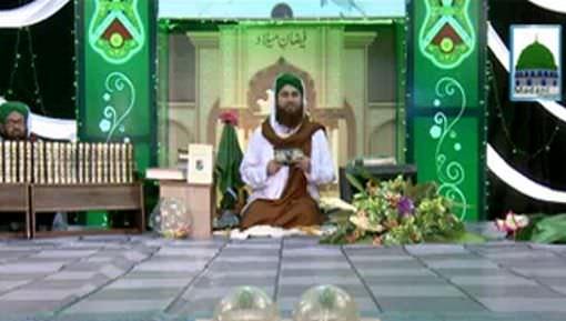 Zehni Aazmaish Ep 12 Semi Final Season 01 - Madrasa tul Madina Ajmeri Vs Dar ul Madina Baghdadi