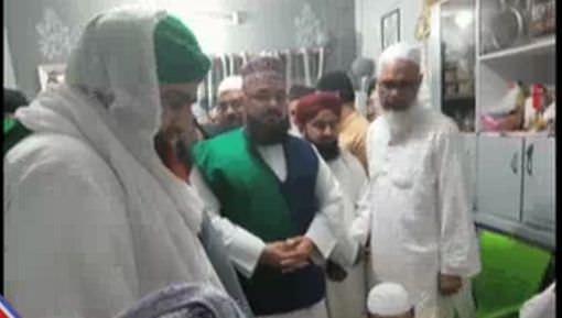 Ameer e Ahlesunnat Say Ulama e Kiram Aur Aashiqan e Rasool Ki Ayadat
