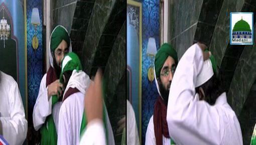 Shahzada e Attar Dastar e Fazilat Kartay Hoye