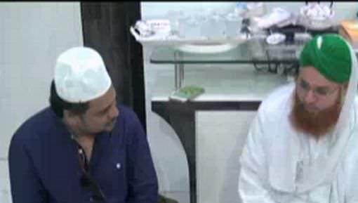 Anees Bazmee(Indian Film Producer And Director)Ki Rukn e Shura Haji Abdul Habib Attari Say Mulaqat