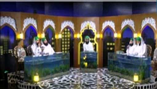 Ramadan Ki Pur Kaif Yadain Ep 09 1437