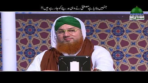Jinhain Bulaya Hai Mustafa Nay Wo Hi Madinay Ko Ja Rahay Hain