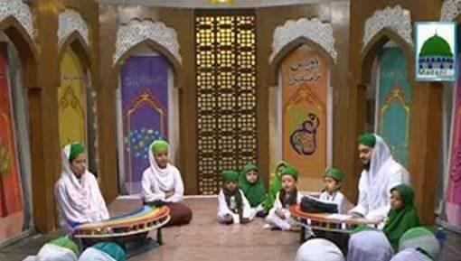 Roshan Mustaqbil Ep 24 - Kitni Ungliyon Say Khana Khana Sunnat Hai?